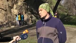 Від скель у Дніпрі - до Евересту: у місті пройшов турнір із спортивного туризму