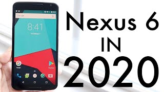 Nexus 6 In 2020! (Still Worth Buying?) (Review)