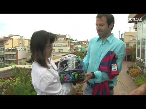 Ver vídeoEl llibre de l'Anna Vives, també per a cecs