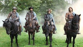 THE MUSKETEERS' Explosive Season Finale - BBC America