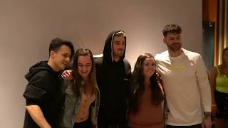 The Chainsmokers - WWJ Boston - Ep 34