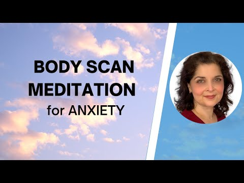 Body Scan Meditation for Anxiety