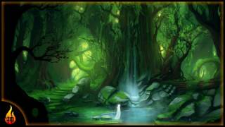 Mysterious Fantasy Music | Magical Glade | Beautiful Enchanting Music