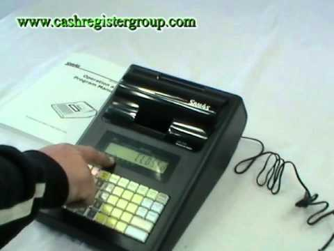 Sam4s ER-230 Cash Register