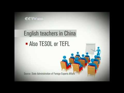 Foreign experts need certification to teach in China - YouTube