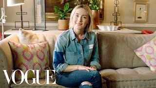 73 Questions With Saoirse Ronan | Vogue - dooclip.me