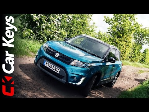 Suzuki Vitara 2015 review - Car Keys