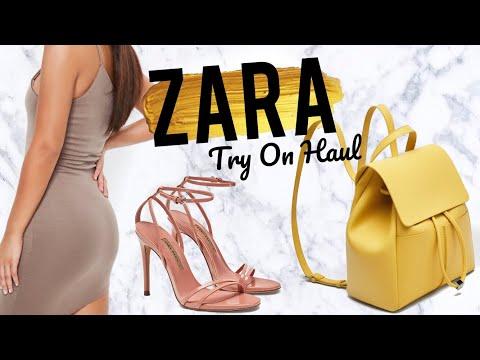 ZARA Try On Haul I AnikaTeller