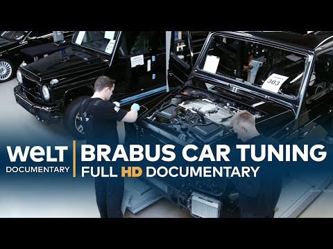BRABUS - Mercedes Tuning from Germany | Full Documentary