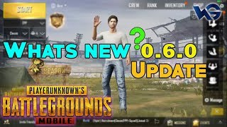 PUBG MOBILE : Whats new in UPDATE 0.6.0 (FPP)...?????  | 2018 (Hindi)