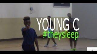 "Chris Bailey: Episode 1(intro) ""Young C""  #theysleep "