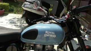 || New Royal Enfield || Redditch Edition || Real Life Review ||