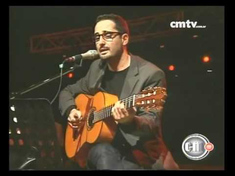 Jorge Drexler video Disneylandia - CM Vivo 2007