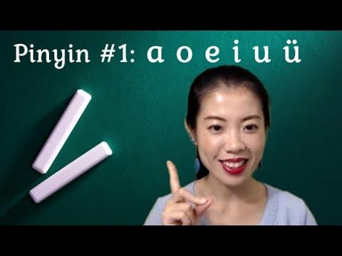 Learn Pinyin & Pronunciation Tips