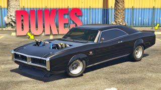 GTA 5 Online: Imponte Beater Dukes Customization & Test (Los Santos Summer Special DLC)