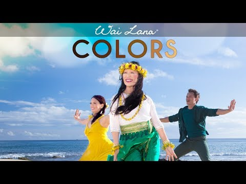 "World-renowned Yoga Teacher Wai Lana Releases ""Colors"" Music Video in Honor of 4th Annual International Yoga Day"