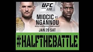 UFC 220: Miocic vs Ngannou Bets, Picks, Predictions on Half The Battle