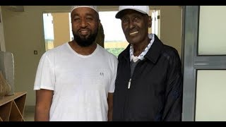 Mombasa Governor Hassan Joho visits ailing businessman Chris Kirubi