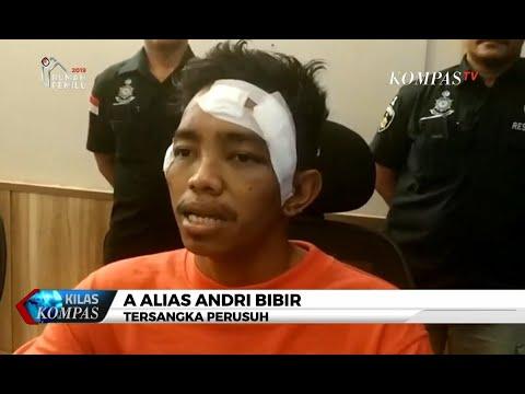 Pengakuan Andri Bibir, Perusuh 22 Mei yang Dikabarkan Tewas Usai Dipukuli Oknum Brimob