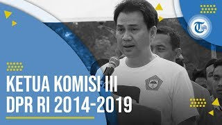 Profil Aziz Syamsuddin - Politisi dan Pengacara