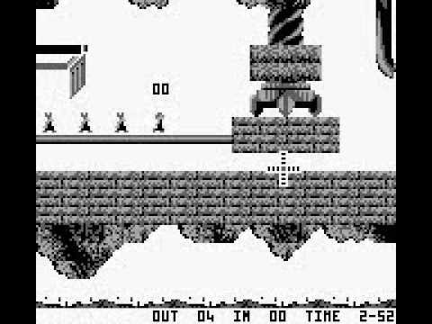 Lemmings Game Boy