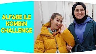 Kombin Challenge ( LC Waikiki ) ALFABE EŞYA BULMA OYUNU ile Kombin Challenge - Fenomen Tv Challenge