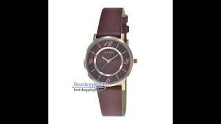 Видео обзор женских ювелирных часов VALERI l8281L