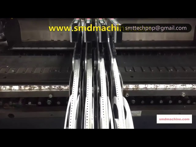Panasonic smd pick and place machine CM202