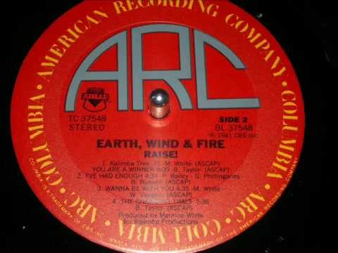 Earth, Wind & Fire, I've Had Enough (Funk 1981) Full Version HD