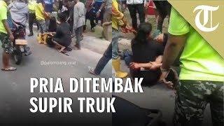 Seorang Pria di Palembang Tewas Ditembak Sopir Truk, Korban Diduga Lakukan Pemalakan