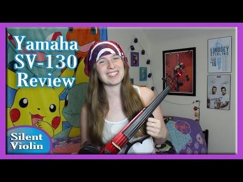 Yamaha SV-130 Review [Silent Violin]