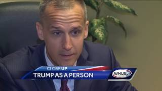 CloseUP: Corey Lewandowski discusses Trump's nomination
