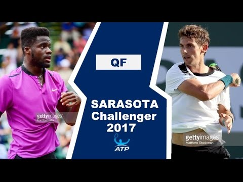 Francis Tiafoe vs Henri Laaksonen Highlights SARASOTA 2017