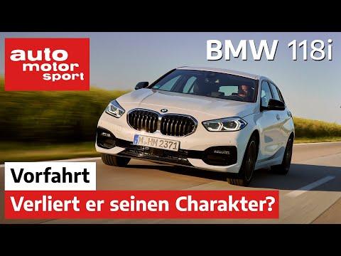 BMW 118i (F40): Verliert der Einser seinen Charakter? – Vorfahrt (Review)   auto motor und sport