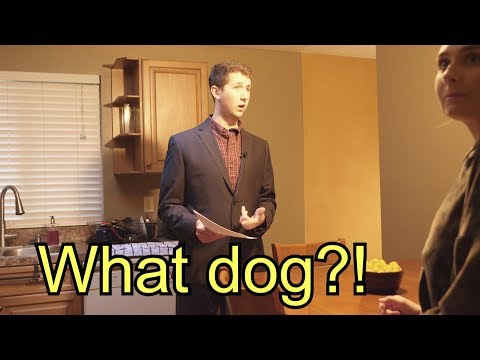 "I made a parody of ""To Catch A Predator,"" except it's a girl from bumble who met a guy for his dog"