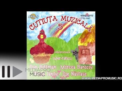 Cutiuta muzicală - Gaina gospodină