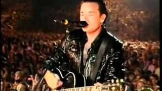 U2 Zoo TV Live Form Sydney - Angel Of Harlem + Stay Faraway So Close