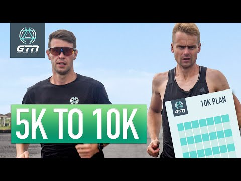 How To Step Your Running Up From 5k To 10k! | Run With GTN
