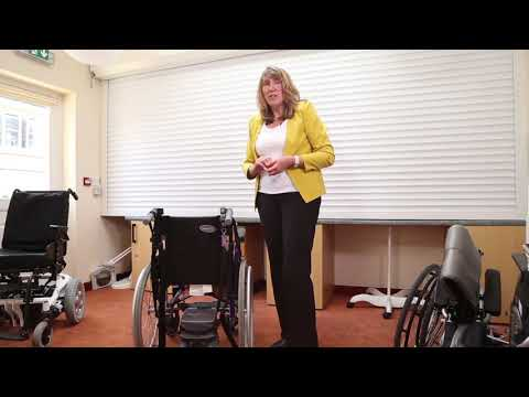 Things you need to think about when choosing a wheelchair
