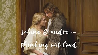 A little chaos | Sabine & André | Thinking out loud | Ed Sheeran