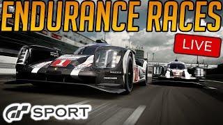 Gran Turismo Sport: Career Mode Endurance Races