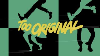 Major Lazer - Too Original (feat. Elliphant & Jovi Rockwell) (Official Lyric Video)