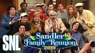 Sandler Family Reunion   SNL