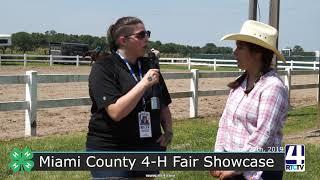 2019 Miami County Fair Showcase - 6-27-19