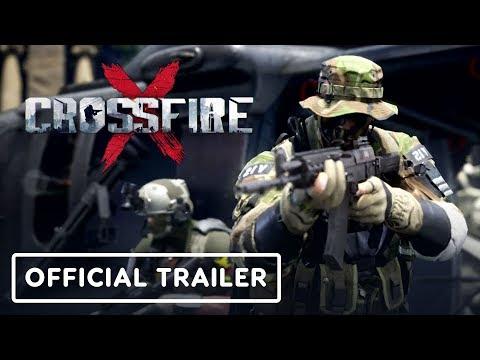 Trailer de présentation  de Crossfire X