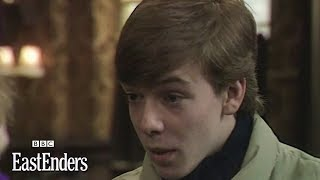 Ian Asks Sharon on a Date | EastEnders: 80s