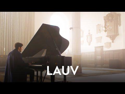 Lauv - Breathe (Acoustic) | Mahogany Session (видео)