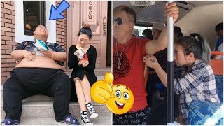 Must watch new funny 2019 | Funny pranks Try not to laugh challenge P6