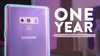 Samsung Galaxy Note9 - One Year Later!