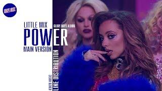 Little Mix   Power ~ Line Distribution
